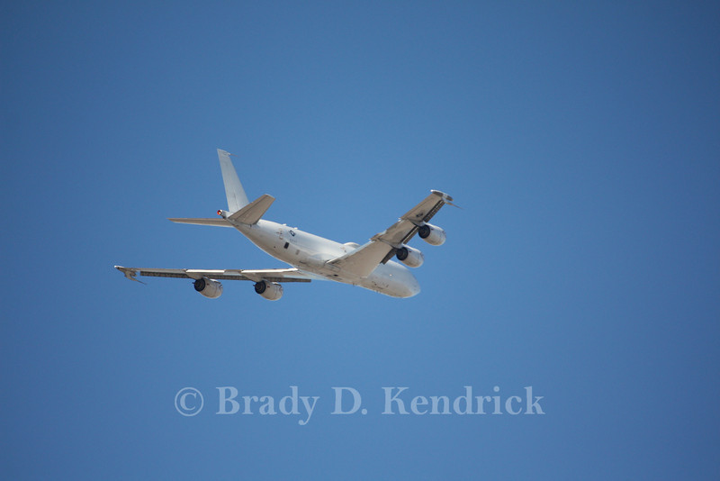 "-(Aircraft) Boeing E-6B Mercury <br /> -(Nation & Service) United States Navy<br /> -(Squadron) Fleet Air Reconnaissance Squadron 3 ""Ironmen"" <br /> -(Home Base) Tinker Air Force Base, Oklahoma"