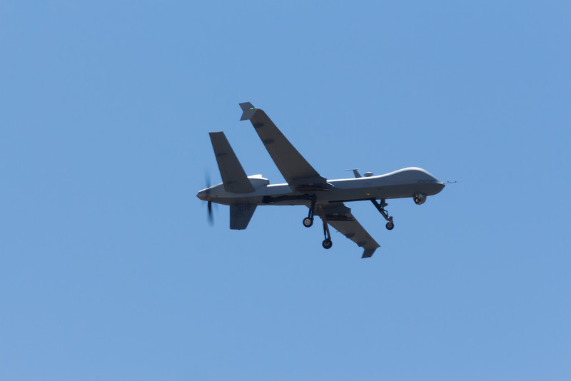 -(Aircraft) General Atomics MQ-9 Reaper<br /> -(Nation & Service) United States Air Force<br /> -(Squadron) 3rd Special Operations Squadron <br /> -(Home Base) Cannon Air Force Base, New Mexico