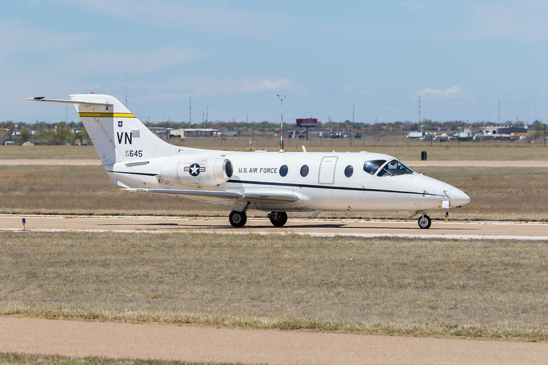 "-(Aircraft) Raytheon T-1A Jayhawk<br /> -(Nation & Serive) United States Air Force<br /> -(Squadron) 3d Flying Training Squadron ""Jayhawks""<br /> -(Home Base) Vance Air Force Base, Oklahoma"