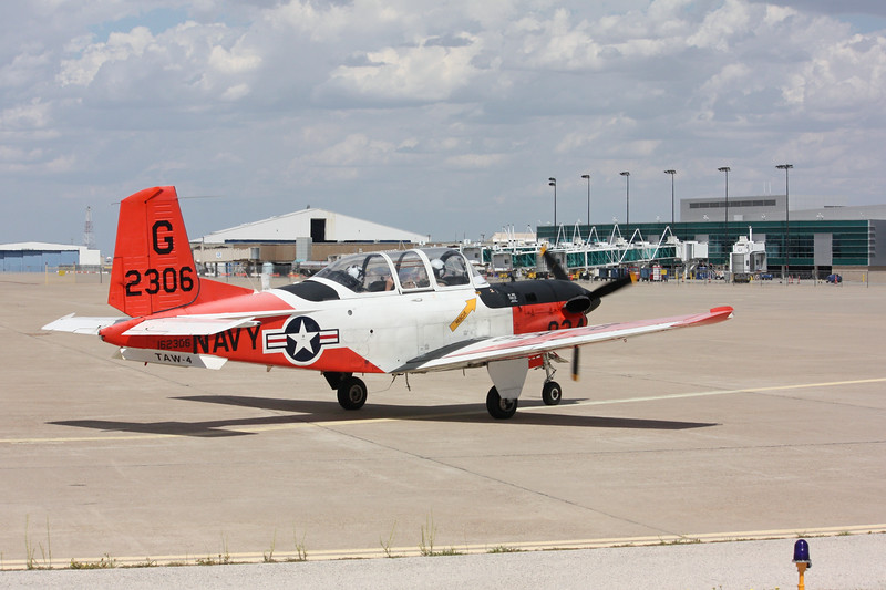 -(Aircraft) Beechcraft T-34C Turbo-Mentor<br /> -(Nation & Service) United States Navy<br /> -(Squadron) Training Air Wing Four <br /> -(Home Base) Naval Air Station Corpus Christi, Texas