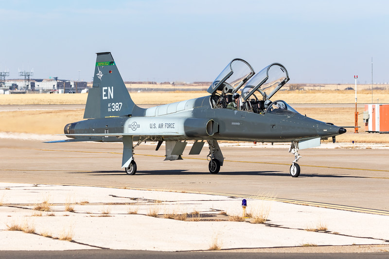 "-(Aircraft) Northrop T-38C Talon<br /> -(Nation & Service) United States Air Force<br /> -(Squadron) 469th Flying Training Squadron ""Fighting Bulls""<br /> -(Home Base) Sheppard Air Force Base, Texas"