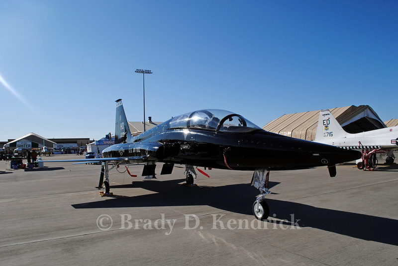 -(Aircraft) Northrop T-38C Talon<br /> -(Nation & Service) United States Air Force<br /> -(Squadron) 49th Wing <br /> -(Home Base) Holloman Air Force Base, New Mexico