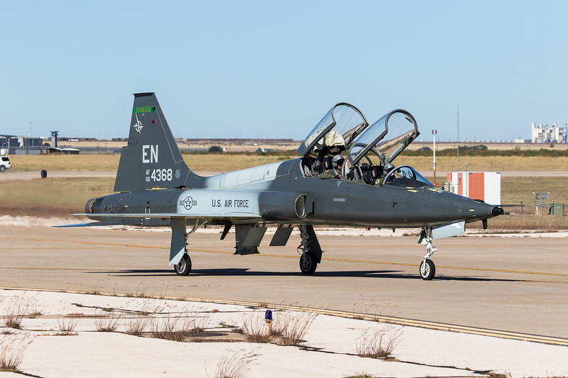"-(Aircraft) Northrop T-38C Talon<br /> -(Nation & Service) United States Air Force<br /> -(Squadron) 469th Flying Training Squadron ""Fighting Bulls"" <br /> -(Home Base) Sheppard Air Force Base, Texas"