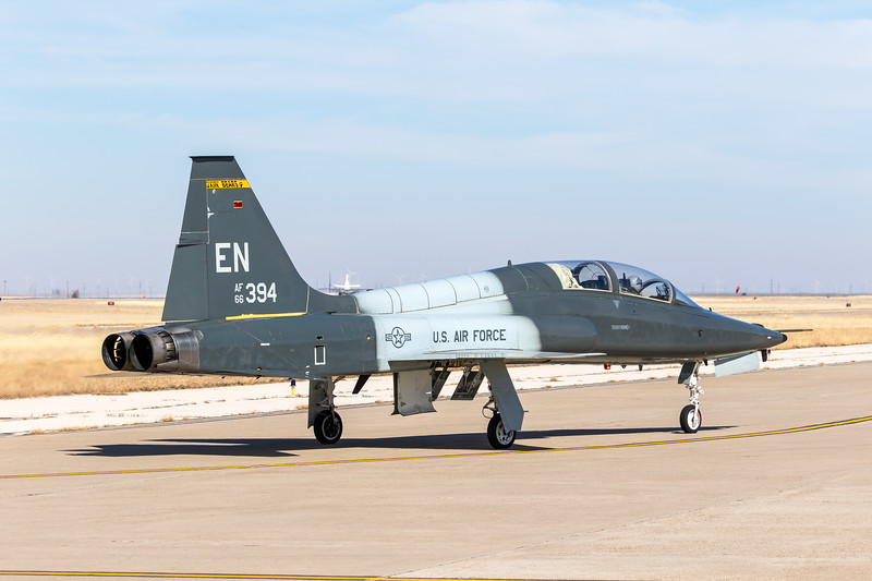 "-(Aircraft) Northrop T-38C Talon<br /> -(Nation & Service) United States Air Force<br /> -(Squadron) 90th Flying Training Squadron ""Boxin' Bears""<br /> -(Home Base) Vance Air Force Base, Oklahoma"