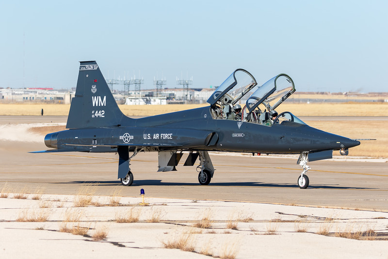 -(Aircraft) Northrop T-38C Talon<br /> -(Nation & Service) United States Air Force<br /> -(Squadron) 394th Combat Training Squadron<br /> -(Home Base) Whiteman Air Force Base, Missouri