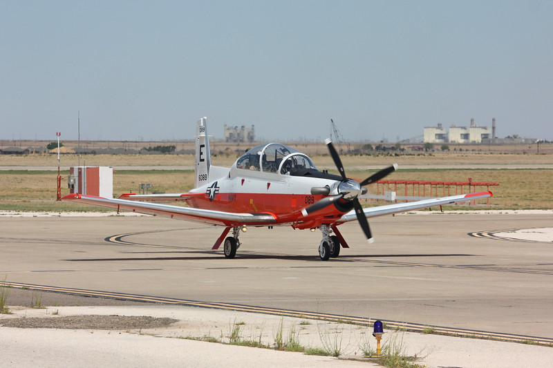 -(Aircraft) Beechcraft T-6 Texan II<br /> -(Nation & Service) United States Navy<br /> -(Squadron) Training Air Wing 5 <br /> -(Home Base) Naval Air Station Whiting Field, Florida