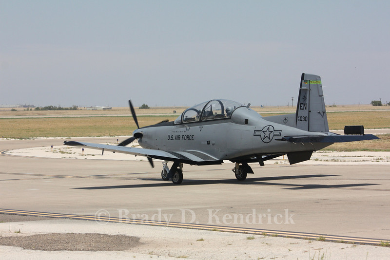 "-(Aircraft) Beechcraft T-6 Texan II<br /> -(Nation & Service) United States Air Force<br /> -(Squadron) 459th Flying Training Squadron ""Dragons""<br /> -(Home Base) Sheppard Air Force Base, Texas"