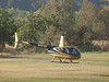 N91AV a Robinson R44 landing at Hansen Dam for American Heroes Air Show 2012.<br /> N91AV a Robinson R44 on approach to Hansen Dam for American Heroes Air Show 2012.