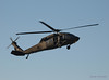 US Army UH-60A Blackhawk, tail number 560 on approach to Hansen Dam for American Heroes Air Show 2012.