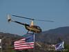 N91AV leaving American Heroes Airshow 2012