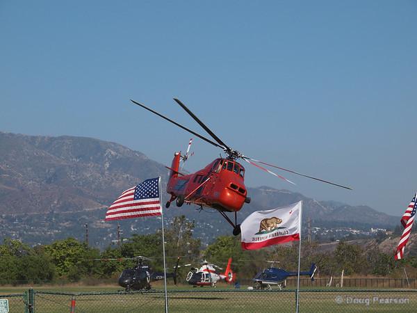 N9VY departing American Heroes Airshow 2012