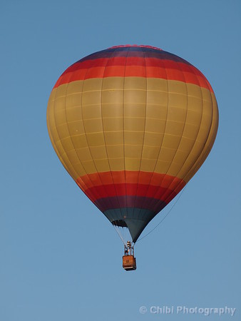Citrus in the Sky at Pahrump Balloon Festival 2020
