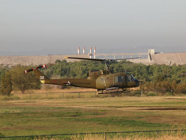 N832M landing at the 2014 AHAS Los Angeles