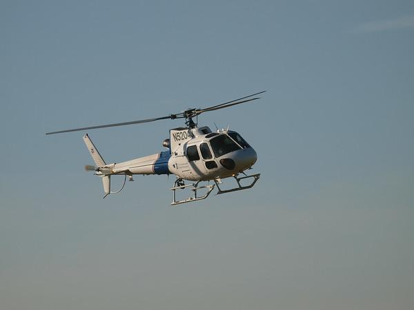 N5204J arriving at the 2014 AHAS Los Angeles