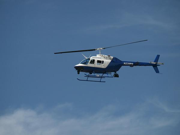 N239PS leaving the 2014 AHAS Los Angeles