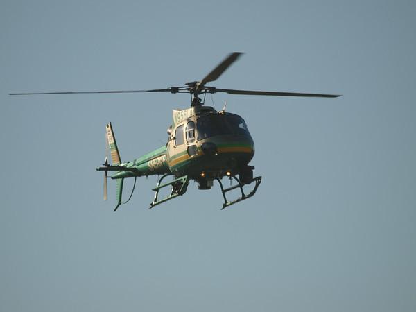 N956LA arriving at the 2014 AHAS Los Angeles