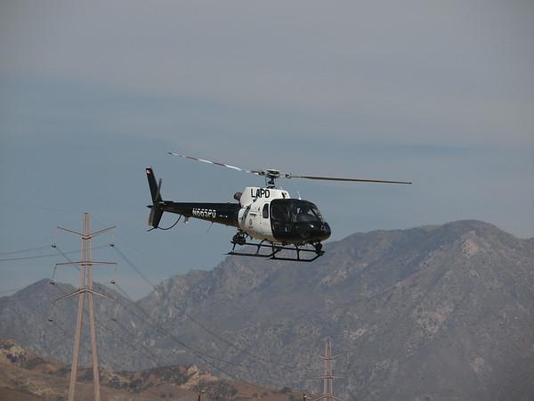 N665PD leaving the 2014 AHAS Los Angeles