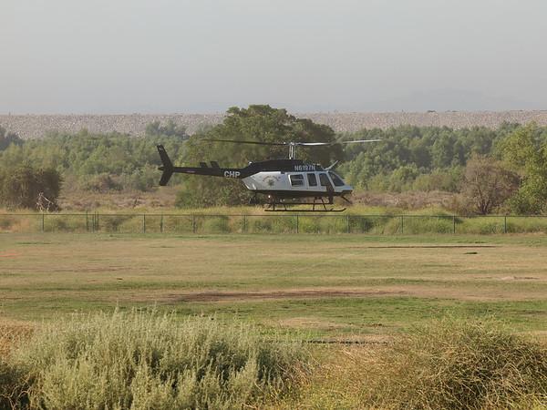 N6197N landing at the 2014 AHAS Los Angeles