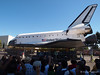 It was worth the wait for those who waited for Endeavour to arrive.