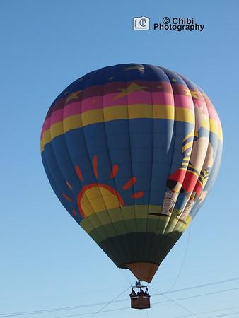 2020 Havasu Balloon Festival, Reach for the Stars