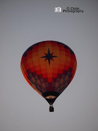2020 Havasu Balloon Festival, Windrose