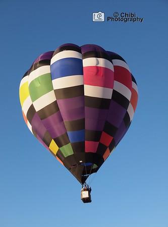2020 Havasu Balloon Festival, Brittney's Rainbow