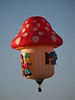 2020 Havasu Balloon Festival, Shroom with a View
