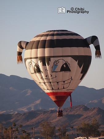 2020 Havasu Balloon Festival, Koshare Gallup