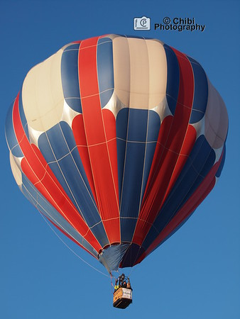2020 Havasu Balloon Festival, Patriot