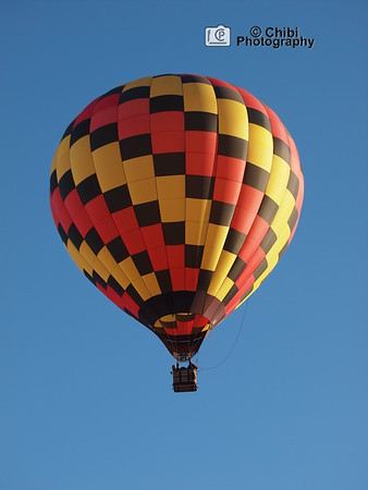 2020 Havasu Balloon Festival, Twist of Fate