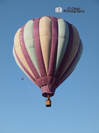 2020 Havasu Balloon Festival,  Purple Haze