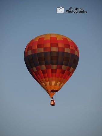 2020 Havasu Balloon Festival, Heaven's Quilt