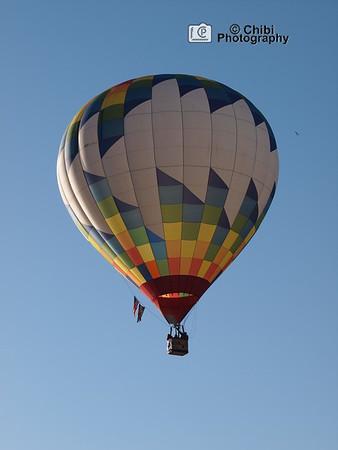 2020 Havasu Balloon Festival, Kays Windancer II