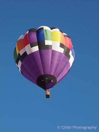 Mesquite Balloon Festival 2019, PurpleHaze3