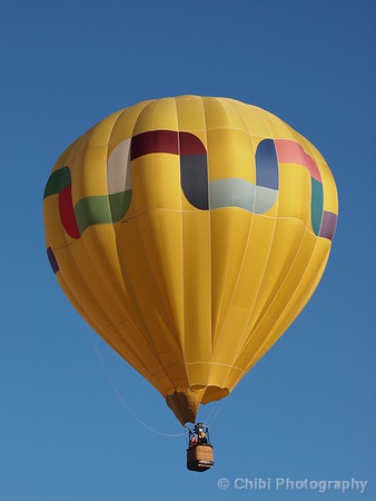 Mesquite Balloon Festival 2019, Rainbow Trails
