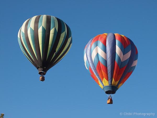Mesquite Balloon Festival 2019, Instagraham & Misbehavin'