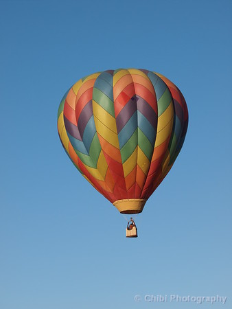 Mesquite Balloon Festival 2019, Transition