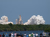Space Shuttle Atlantis clears Pad 39A begining STS-132. May 14, 2010