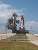 Space Shuttle Endeavor (OV-105) ready for Launch on STS-134