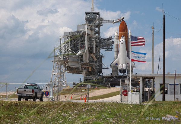 Ready for the final launch of Space Shuttle Endeavour