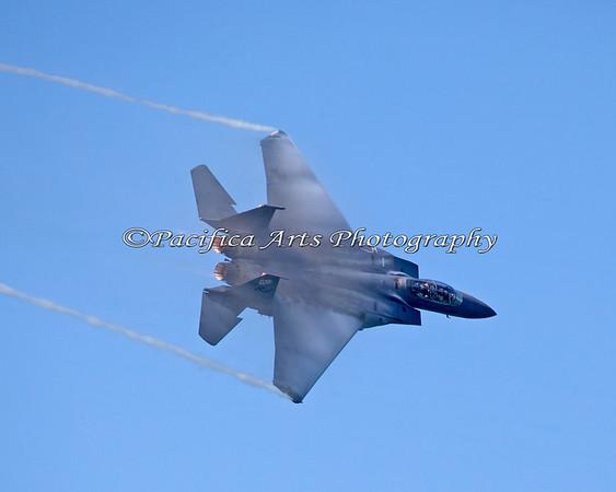 USAF F-15E Strike Eagle 2011