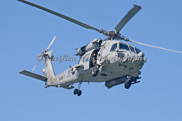 US Navy HS-15  616 Helicopter 2011