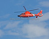 United States Coast Guard HH-65 Dolphin, an air/sea rescue helicopter. (2012)