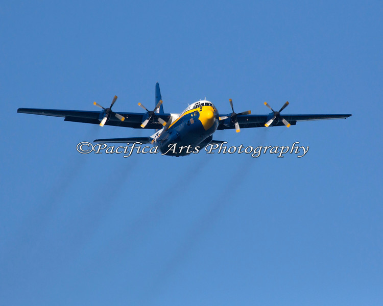 Fat Albert on a close pass. (2012)