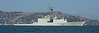 "Panorama of the ""HMCS Algonquin"", (DDG 283), during Fleet Week's Parade of Ships in the San Francisco Bay"