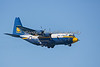 The Blue Angels' Fat Albert up close, with landing gear down. (2012)