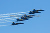 And off they go on their last pass! (Blue Angels) (2012)