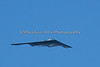 USAF - Northrop Grumman B-2 Spirit - Stealth Bomber.  It's awesome to actually see it in person! (2012)
