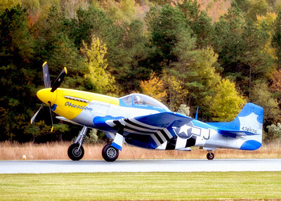 P-51 Mustang - Obsession