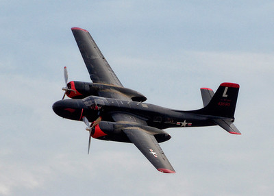 Douglas A-26 Invader - Spirit of North Carolina